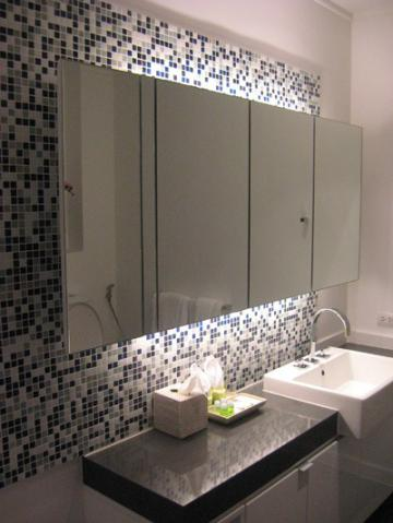 Northpoint Condominium Pattaya. Blue Mix Mosaic