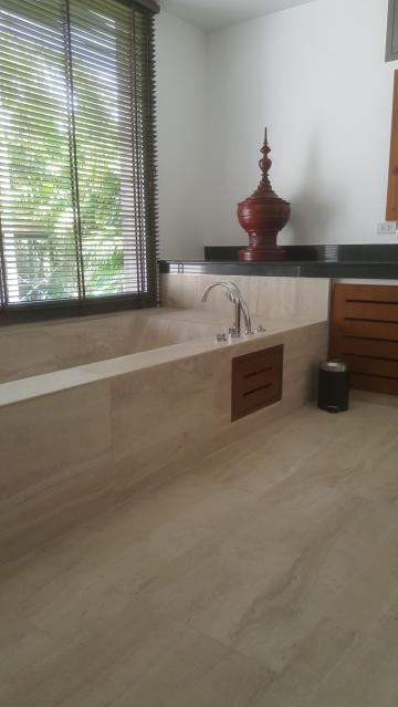 Travertine Retro  Beige, Layan Hills Estate, Phuket